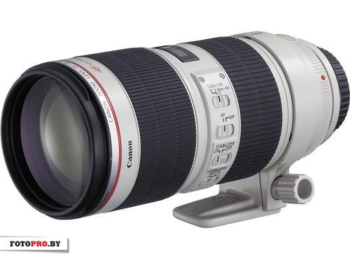 Canon 70-200mm f/2.8 v2