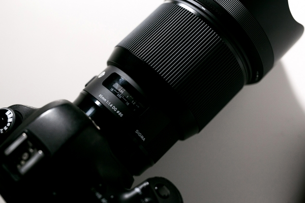 Sigma 85mm F 1.4 DG HSM Art