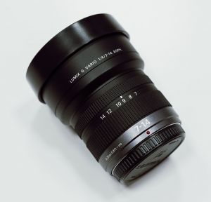 объектив panasonic 7-14mm f/4 напрокат