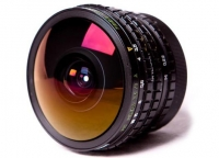 BELOMO EWP FISHEYE LENS MC 3.5/8A