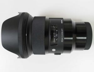 Sigma 35mm art for Sony напрокат