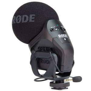 rode mic stereo pro video