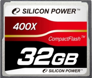 CF silicon power 32 gb