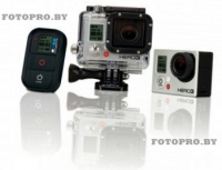 Видеокамера спортивная GoPro HD HERO 3 Black Edition  напрокат